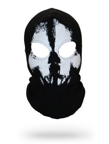 Winter Skull Balaclava