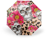 Womens Skull Umbrella | Skull Action