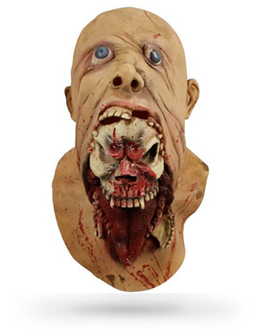 zombie full head mask