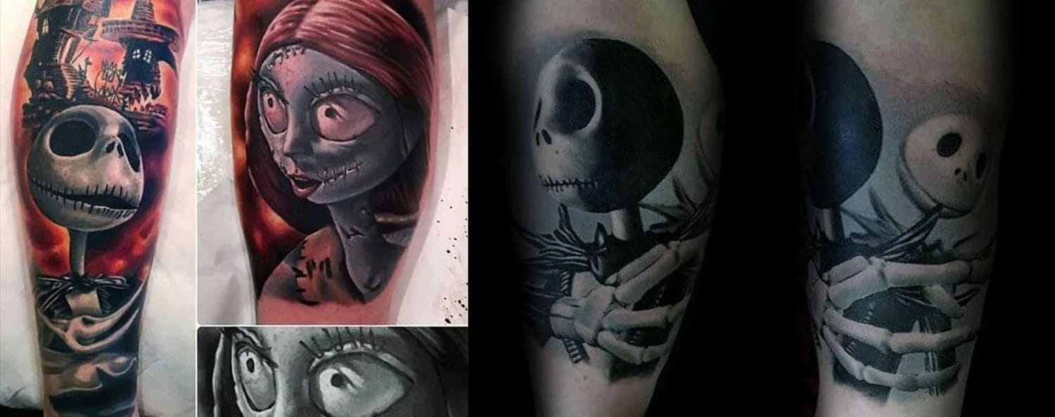 jack-the-skellington-tattoo