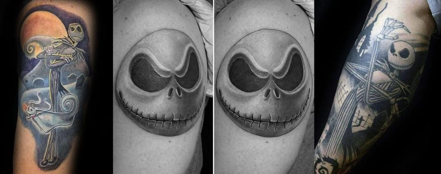 simple-jack-skellington-tattoo