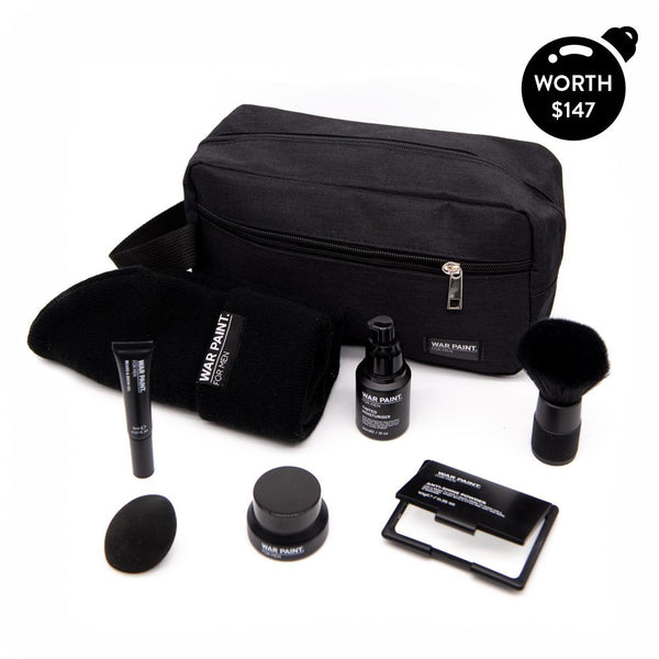 WAR PAINT CHRISTMAS GIFT SET [+ FREE BEANIE HAT WORTH $16]