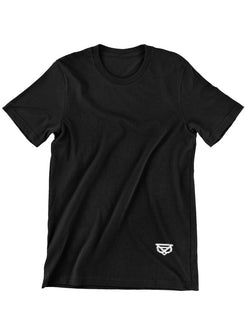 The Basic Black Long Tee