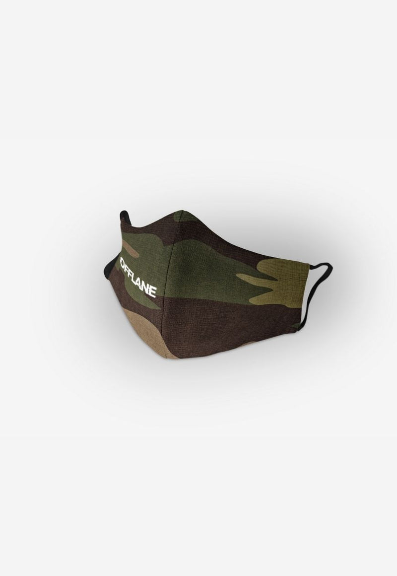 The Offlane Camo Mask