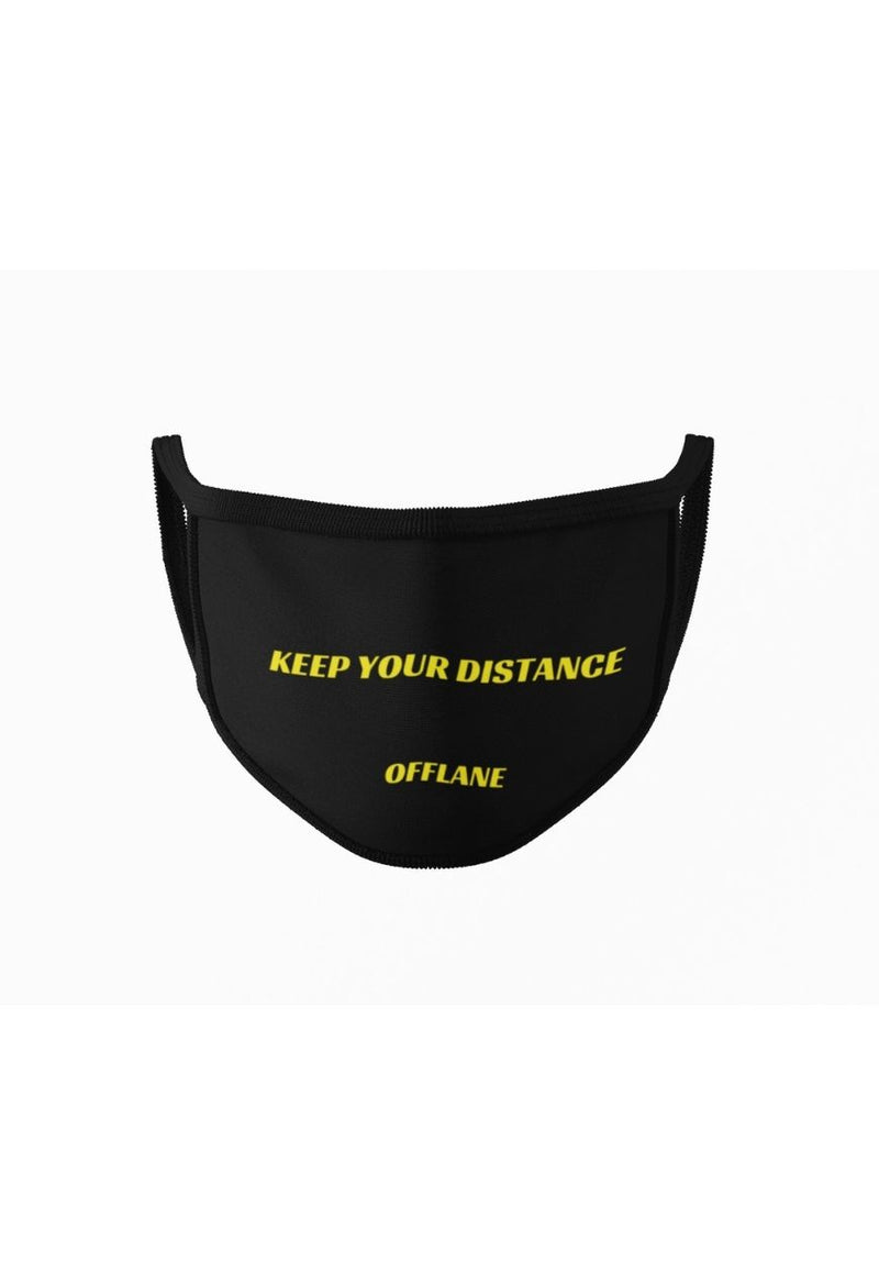 The Keep Your Distance Mask