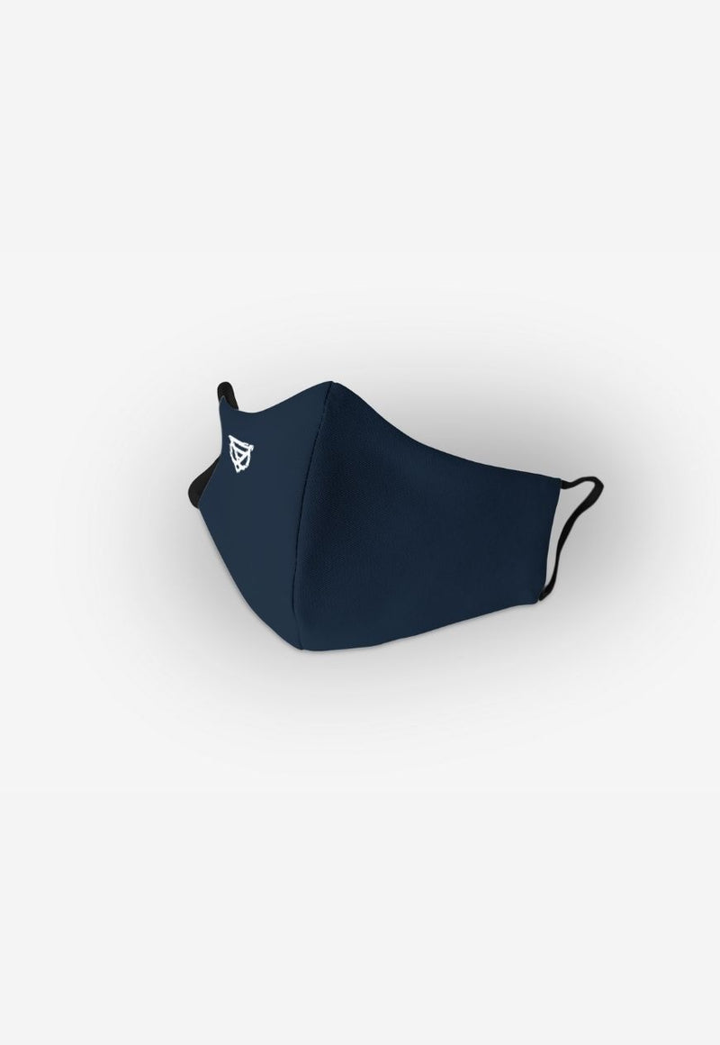 The Owl Mask Navy Blue