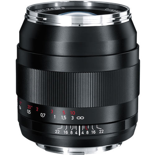 Zeiss ZE 35mm f/2 Distagon lens - EF mount