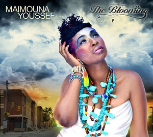 The Blooming CD disk by Mumu Fresh (6 panel digipak)