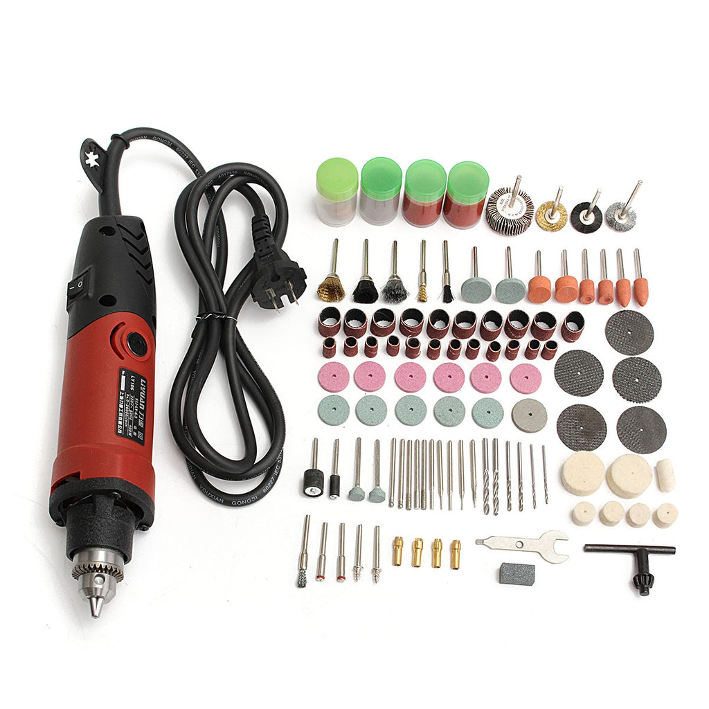 Electric Drill Grinder Variable Speed Rotary Tool