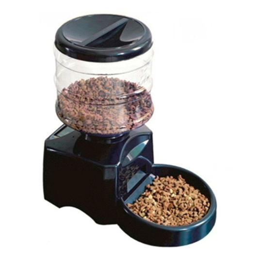 Automatic Pet Feeder | 1.5 Gallon Capacity | Programmable Feeder