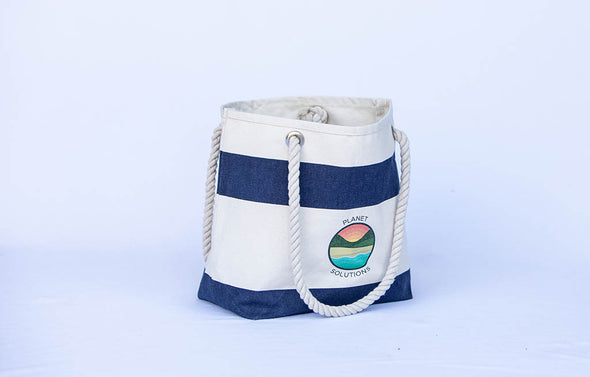 Ocean garbage Canvas Tote