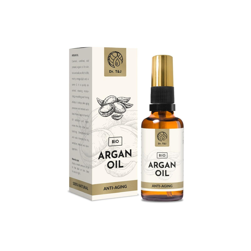 Argan Oil - 50 ml - The Orchid