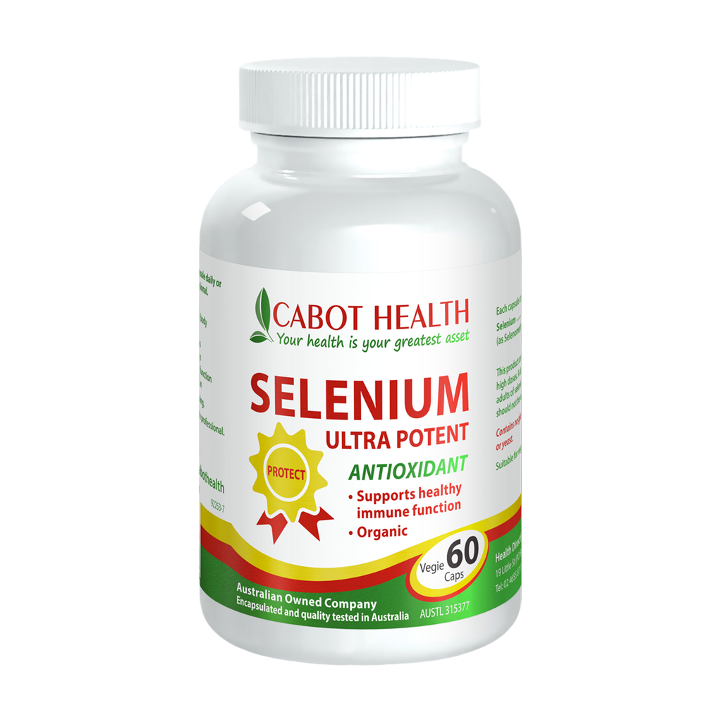 Selenium - 150 MG - The Orchid