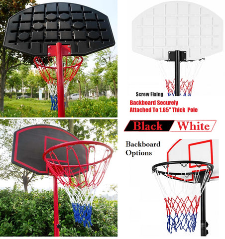 Basketball Stand For 9 Year Olds