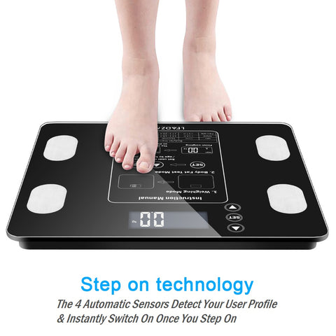 Bathroom Scales For HEavy PEople