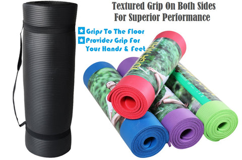 Best Yoga Mat For Heavy Person