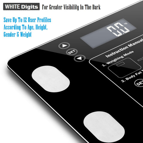 Digital Scales For ig Guys