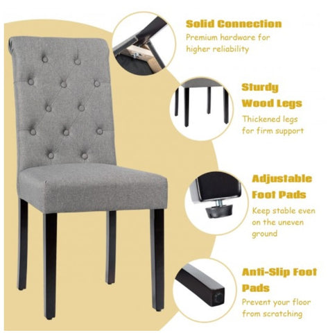 Dining Chairs For Heavy People