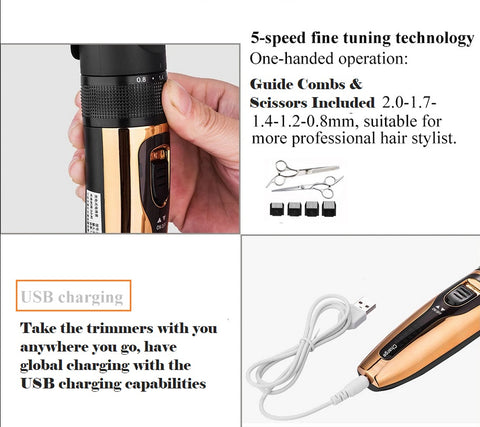 Hair Trimmers For Men