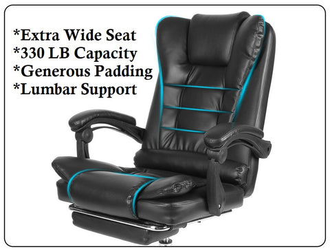 High Back Reclining Office Chair
