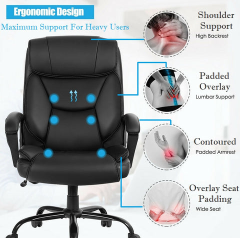 Office Chair For Obese People