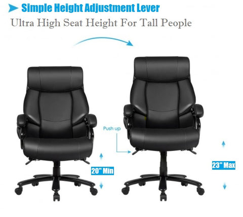 Office Chair For Overweight People