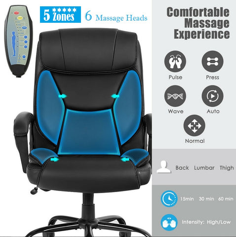 Office Chair With Massage