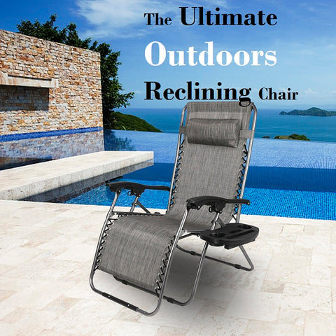 Outdoors Reclining chair For Heavy Persons