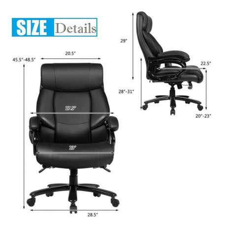 Oversized Office Chair