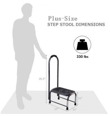 Plus Size Step Stools