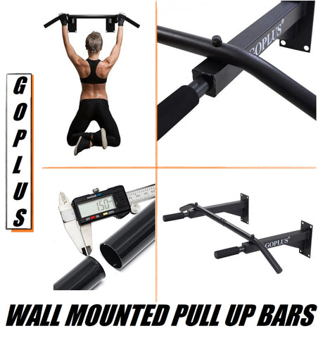 Pull Up Bars That Attach To Wall