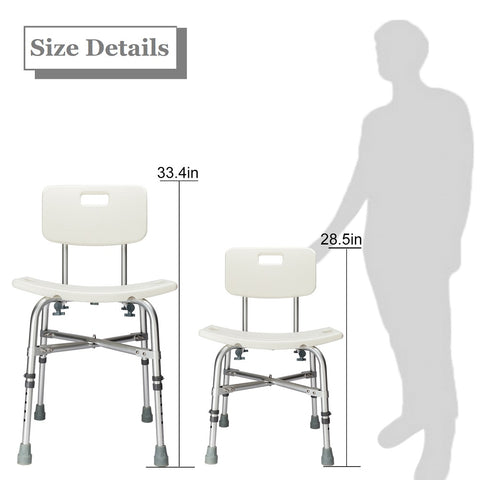 Shower Chair Big And Tall