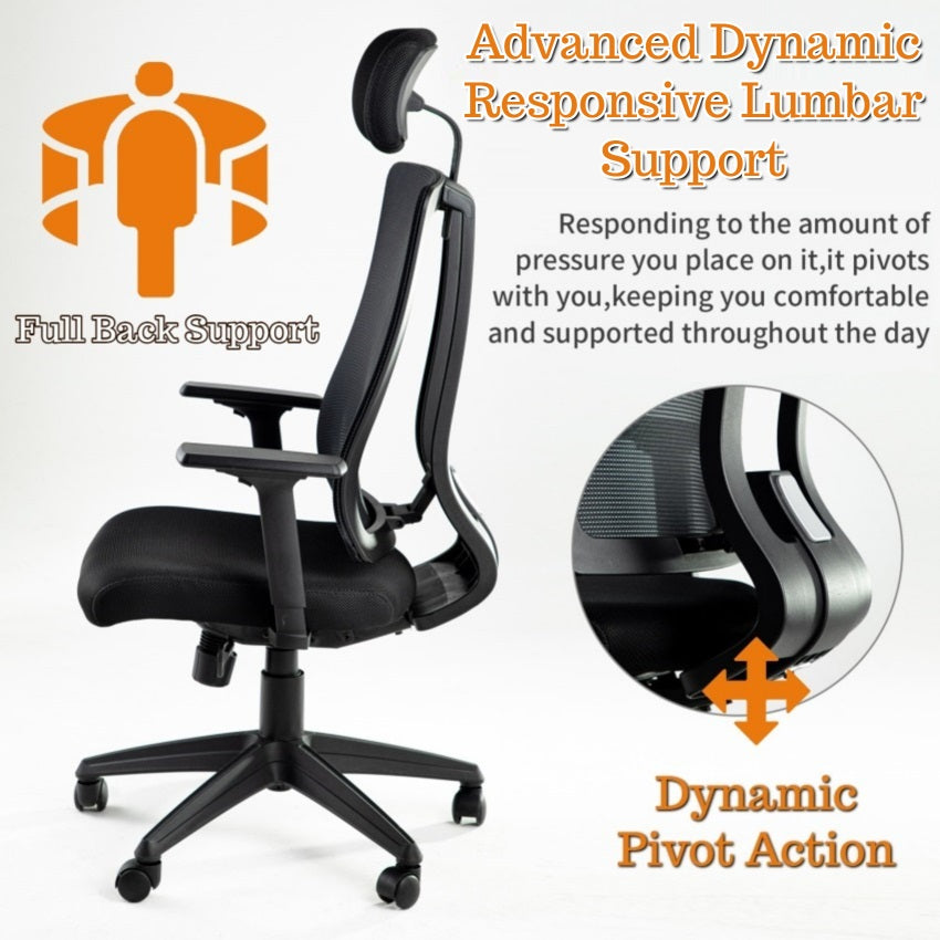 Tall Persons Computer Chair