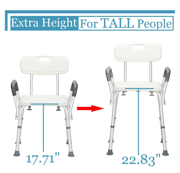 Tallest Shower Chairs