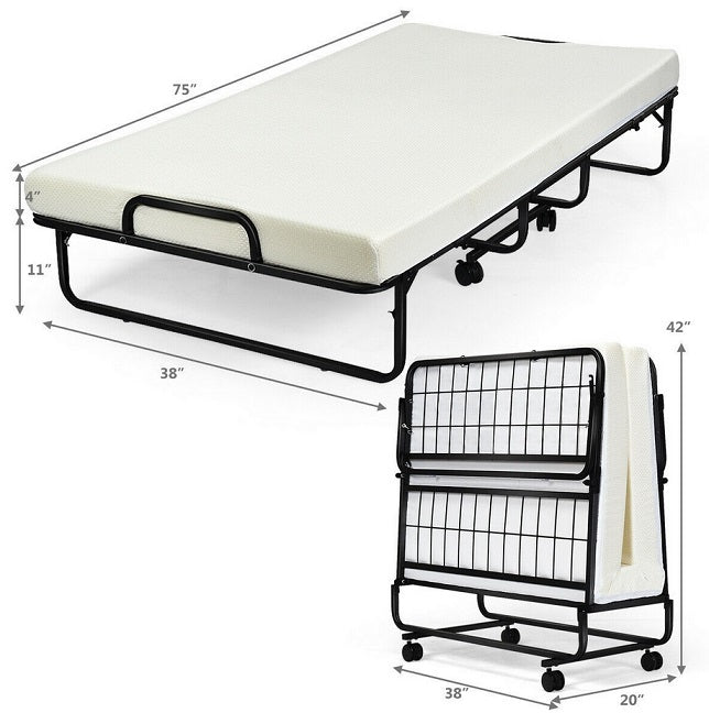 Twin Size Folding Bed