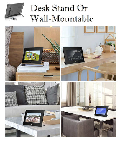 Wall Mountable Digital Photo Frame
