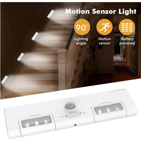 Wireless Hallway Motion Sensor Lights
