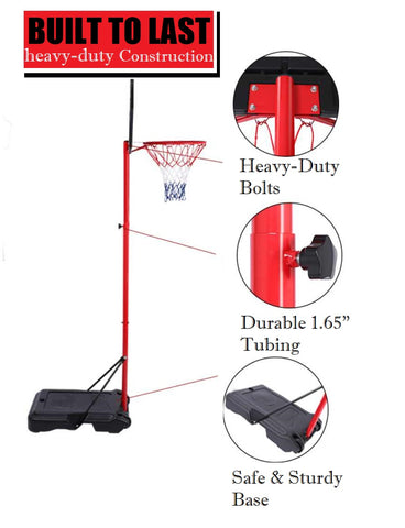 Youth Basketball Hoop Stand