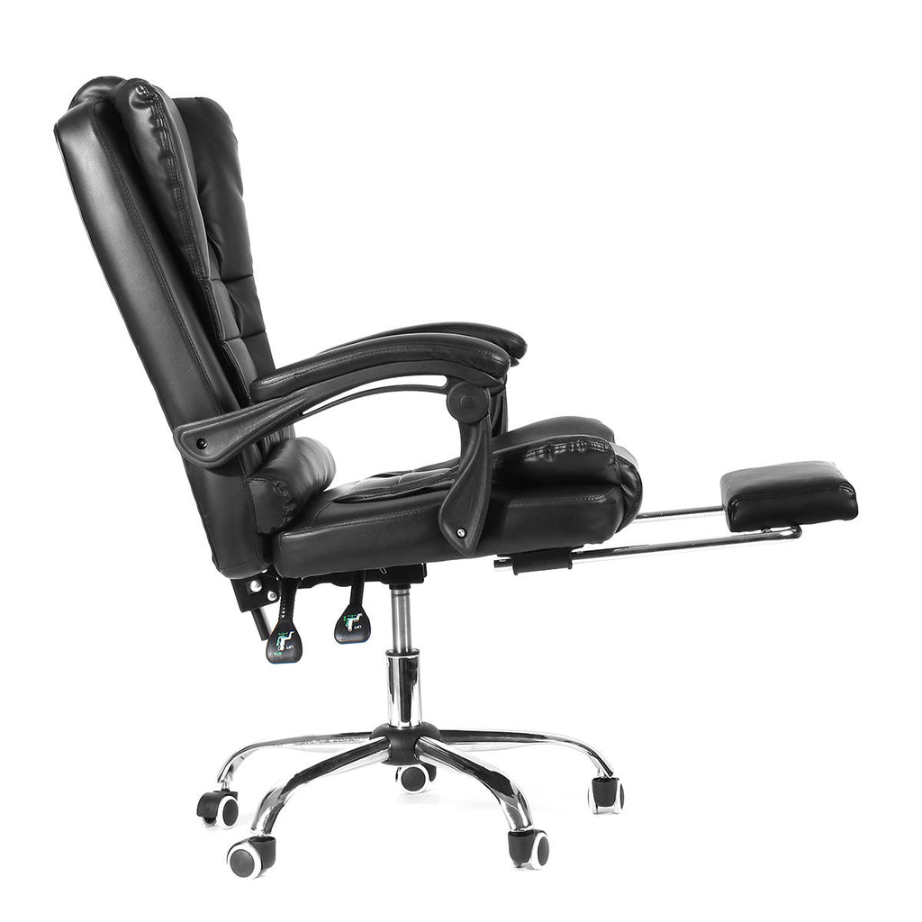 Stylz™ Office Chair With Footrest - Reclining High Back Executive 330 LB Capacity