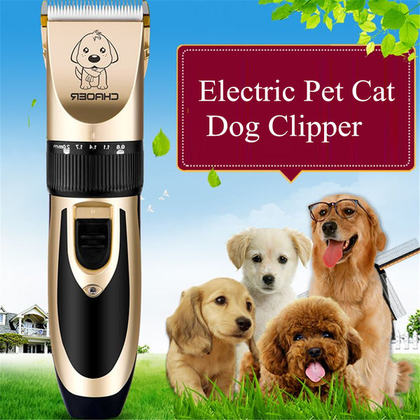 Dog Hair Cutters Cordless Clippers Grooming Kit Dog Shears For Pets