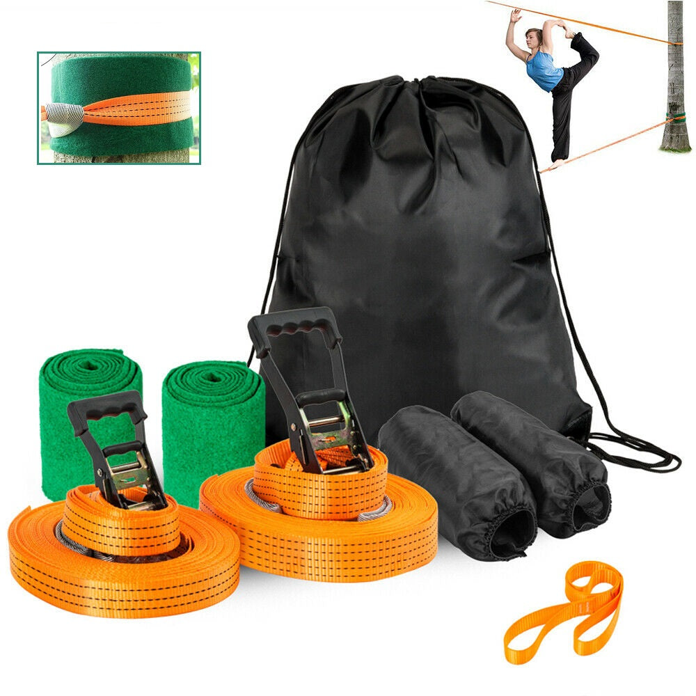 Slackline Kit For Kids