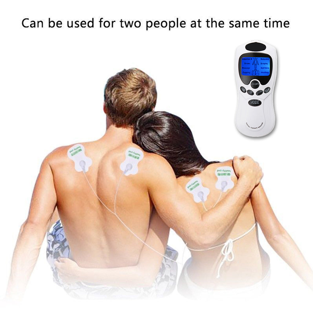 Tens Machine Electric Muscle Therapy For Electronic Nerve Stimulation