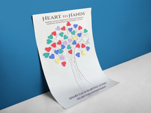 Load image into Gallery viewer, Heart To Hands Poster Kit