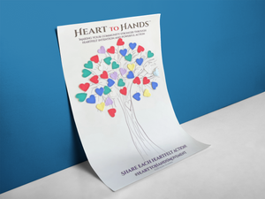 Heart To Hands Poster Kit