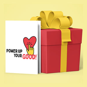 Power Up Your Good Gift Card