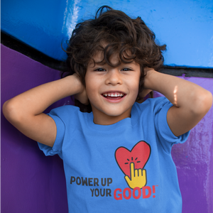 Power Up Your Good Youth T-shirt