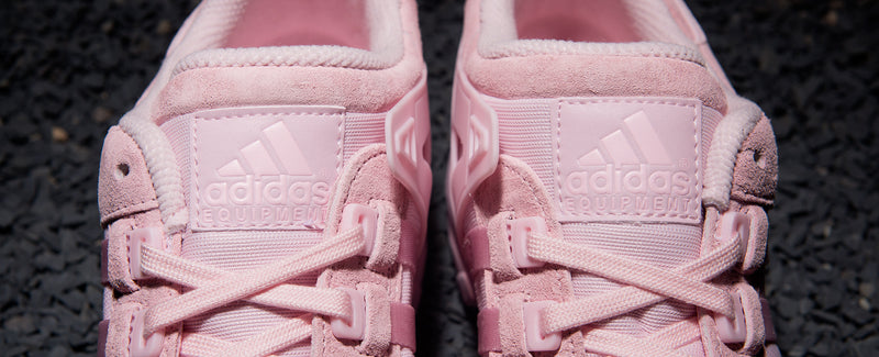 "Adidas EQT Running Support 93 ""Pink"""