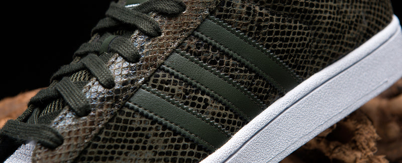 "Adidas Superstar II ""Snake"""