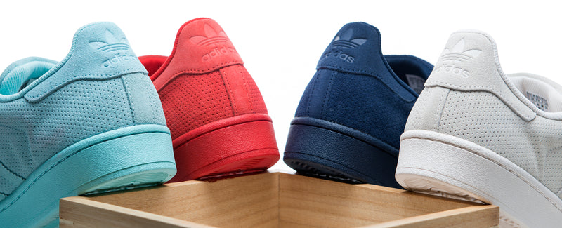 "Adidas Superstar RT ""Suede Perf"""