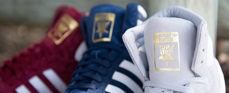 "Adidas Top Ten High ""Suede Pack"""